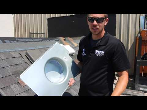Review of different static vents for roof ventilation