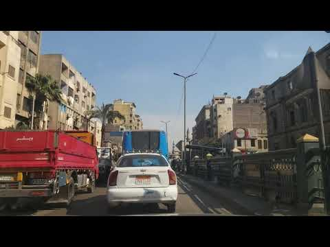 Port Said Street from Beginning to End
