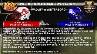 Video Wadley at Winterboro GOW 2017 download MP3, 3GP, MP4, WEBM, AVI, FLV September 2018