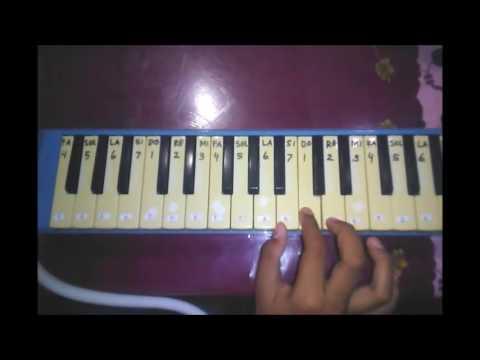 Bermain Pianika [not angka pianika] - Apuse