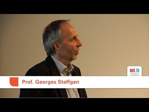 Georges Steffgen: Aggressivt Verhalen - Méiglechkéeten der Prävention