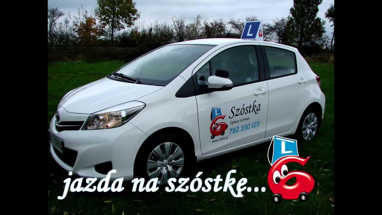 Topnotch Nauka jazdy Legnica Szóstka - YouTube RI87