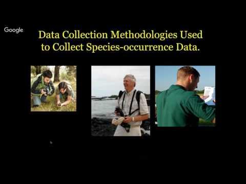 Global Online Seminar in Biodiversity Informatics #29