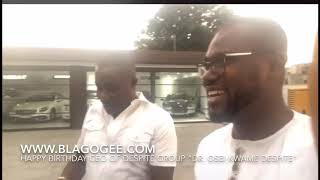 Wow Dr Osei Kwame Despite Mansion Filled With Expensive Cars