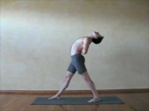 Bruce Bowditch - Chandra Namaskara (Moon Salutation)