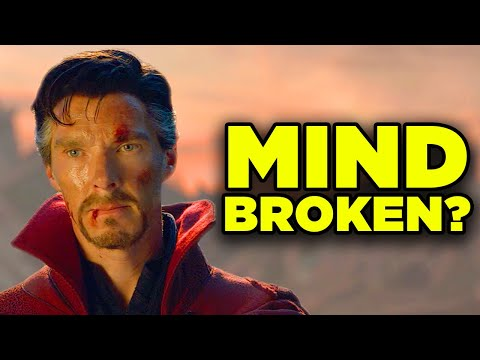 Doctor Strange Endgame Meltdown! Strange's Madness Explained!