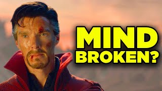 Doctor Strange Endgame Meltdown! Strange's Madness Explained!