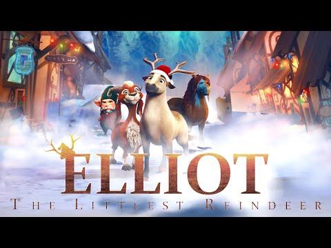 Elliot: The Littlest Reindeer - Official US Trailer Mp3