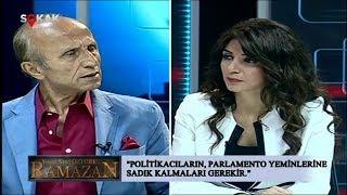 Prof.Dr. Yaşar Nuri Öztürk İle Ramazan 30.06.2014