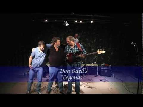 Albert Castiglia w/Jeff Pitchell - Blow Wind Blow - Live on Don Odells