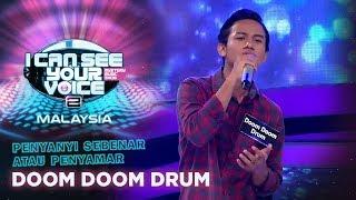 Penyanyi Sebenar Atau Penyamar - Doom Doom Drum | #ICSYVMY