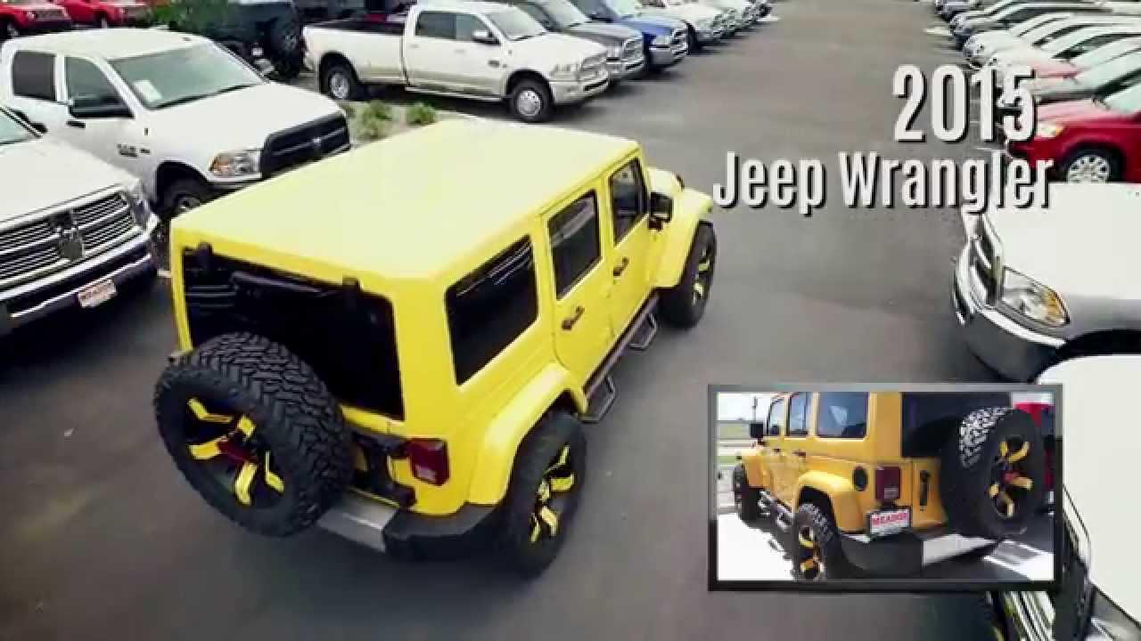 New Car Inventory Meador Dodge Chrysler Jeep Ram Youtube