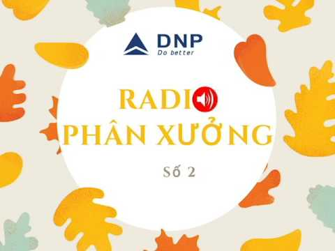 DNP Corp - Radio Phân xưởng - Số 2