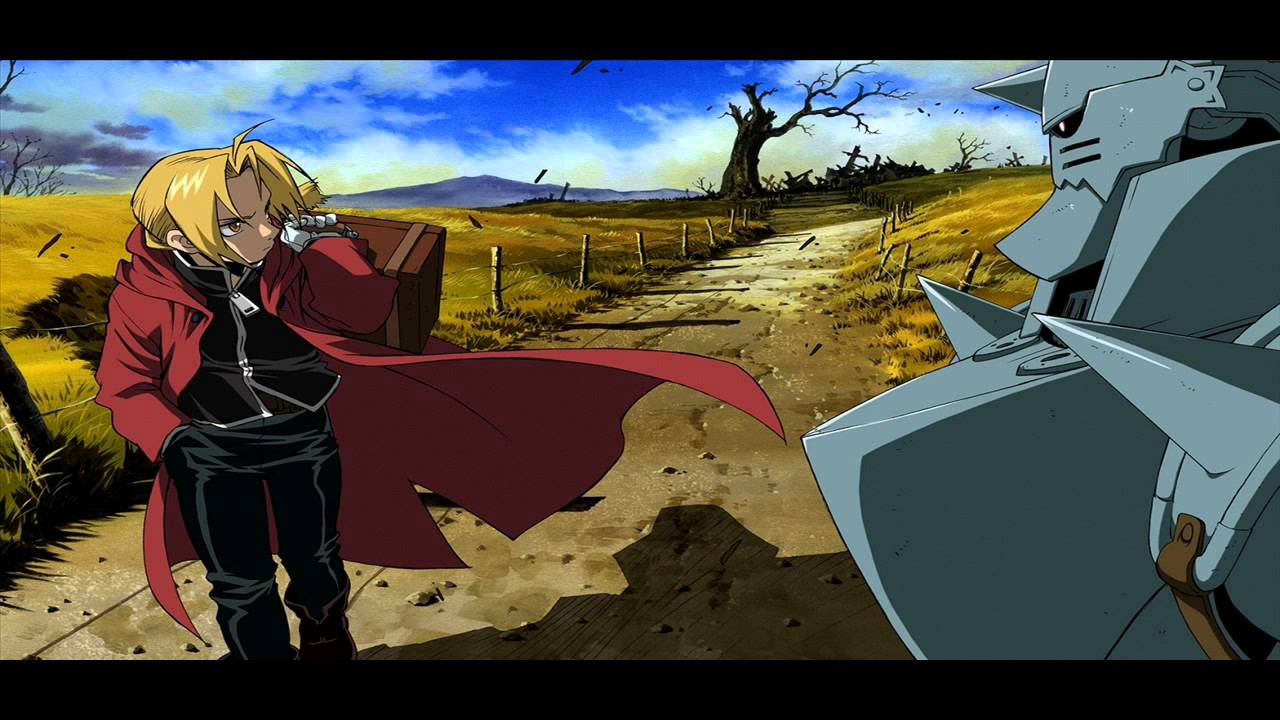 Fullmetal Alchemist Brotherhood Ending 2 Let It Out (Instrumental) - YouTube