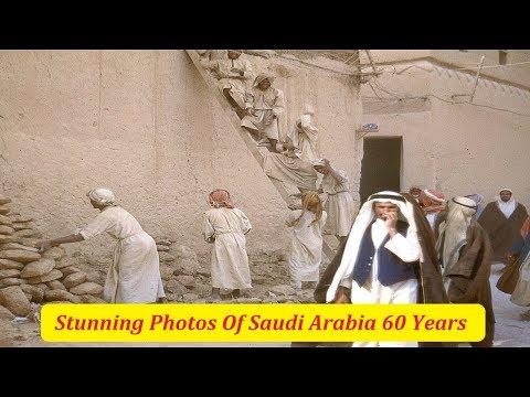 Stunning Photos Of Saudi Arabia 60 Years Ago