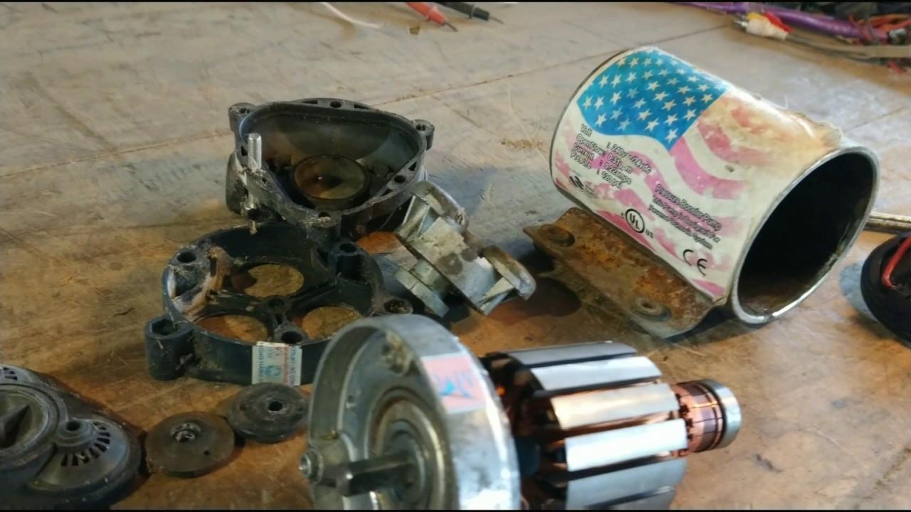Kiếm Motor phát điện trong máy lọc mước RO cú