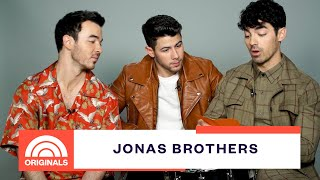 Download Jonas Brothers Want To Collab with 'BlackPink' & Answer More Would You Rather Questions   TODAY Mp3 and Videos