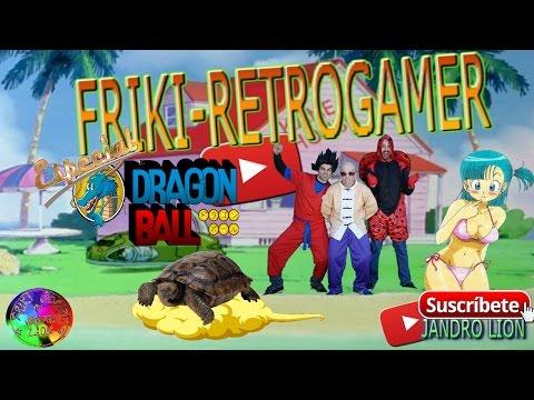 "Geek-Retrogamer special ""Dragon Ball"". #frikiretrogamer #jandrolion #dragonball"