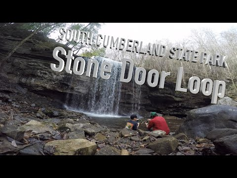Backpacking the Stone Door Loop | South Cumberland State Park TN - YouTube : stone door trail - pezcame.com