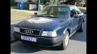 #Audi.  Лучшая Тачка для Нищеброда!!  Ауди 80 тест драйв
