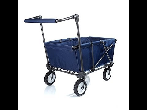 HGTV HOME Folding Utility Wagon