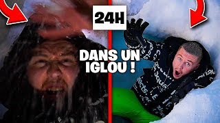 RESTER ENFERMER SOUS LA GLACE PENDANT 24H POSSIBLE ?