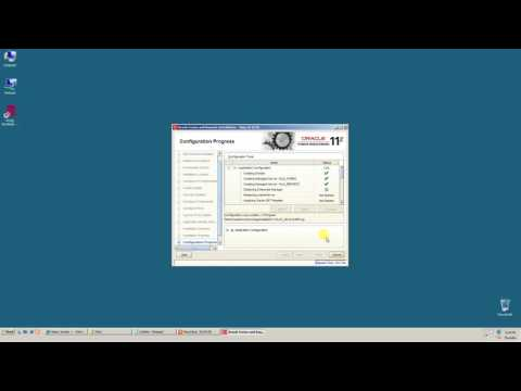 Installation of Oracle Fusion Middleware x64 on Windows 64bit