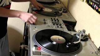 DJ BUNTA - RUN DMC ROUTINE SET  (DMC JAPAN BATTLE CHAMPION)