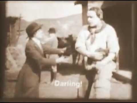 THE SQUAW MAN (1914) excerpts -- Dustin Farnum