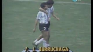 Argentina Vs. Alemania, Final Mundial 1986 (parte Ii)