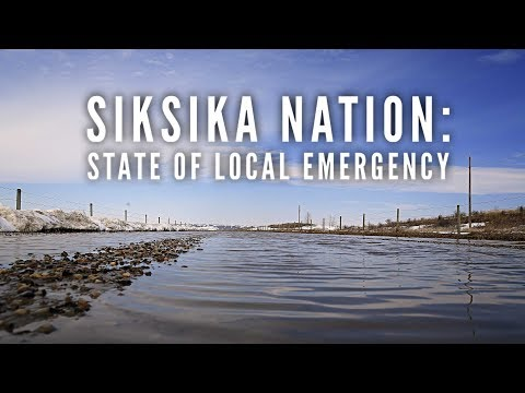 Siksika Nation's state of local emergency