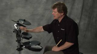 V-Drums Lesson 17: Mike Snyder - Jazz/Swing with Metronome