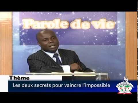 PAST KOUAME FELIX LES DEUX SECRET POUR VAINCRE L'IMPOSSIBLE