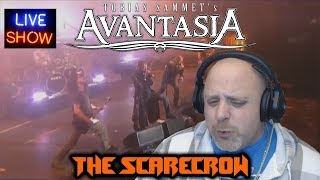 Jerkturtle Reacts://FIRST TIME//LIVE//Avantasia- The Scarecrow (The Flying Opera)
