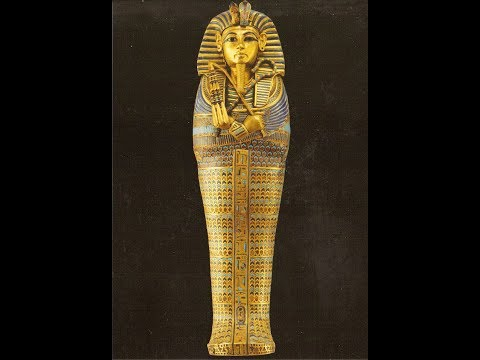 What Is The Spiritual Meaning Of Crossing The Arms? Ancient Egypt Pharaohs & Mummy Burial