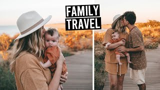 Travelling as a Family Begins