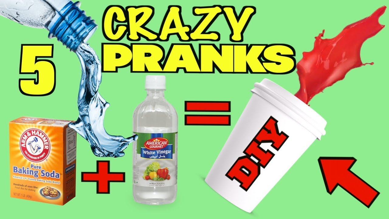 5 Crazy Pranks You Can Do At Home On Friends and Family- HOW TO PRANK |  Nextraker