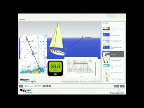 Study RYA Day Skipper and Yachtmaster Online with Kipper Sailing