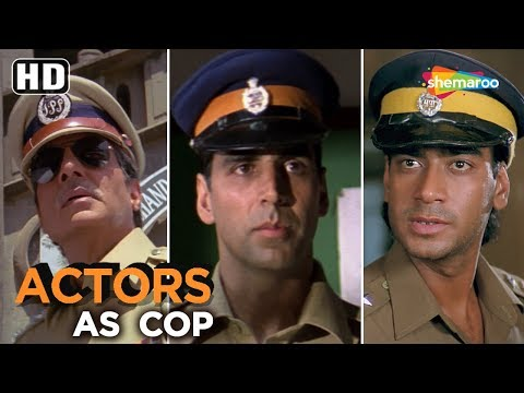 Top Bollywood Police Heroes | Action Scenes | Anil Kapoor |