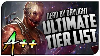 Who's The Strongest Killer In Dead By Daylight? - DBD *NEW*