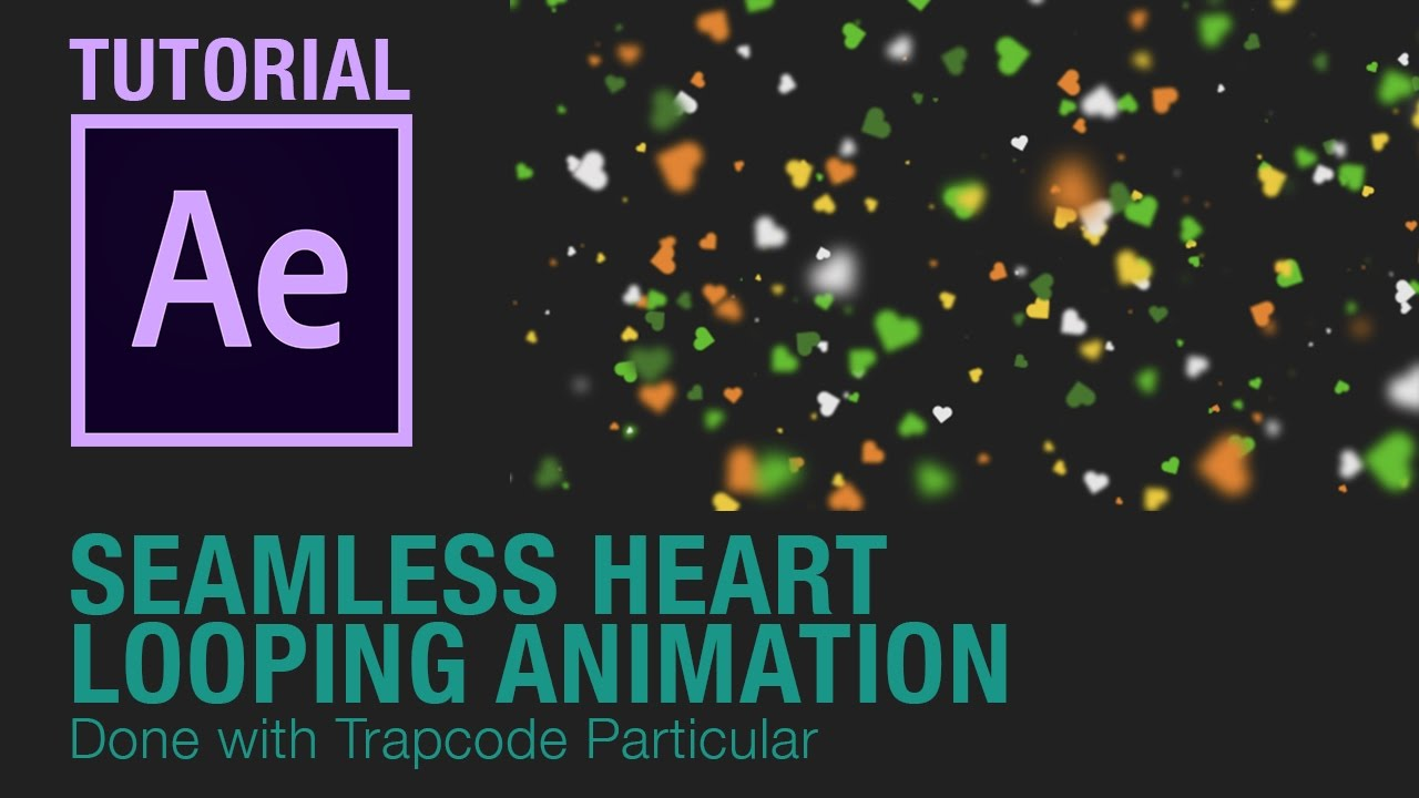 Particles for after effects