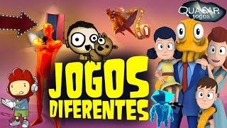 Jogos Diferentes e Inovadores - Quasar Jogos