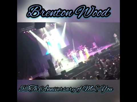Brenton Wood Me And You 50th Anniversary asap Center