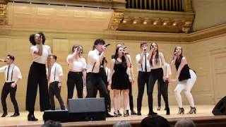 2019 ICCA Semifinal Performance - The Downbeats