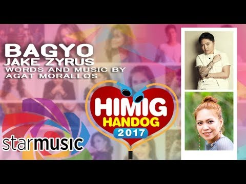 Jake Zyrus - Bagyo | Himig Handog 2017 (Official Lyric Video)