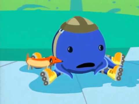 Oswald the octopus -  Roller Skating & I Guess You never Know in English 720p HD