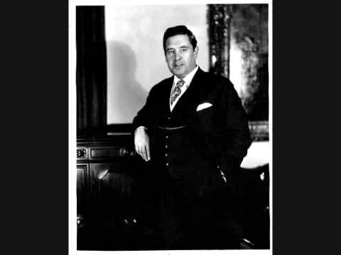 John McCormack  Loves Old Sweet Song Just a Song at Twilight 1927
