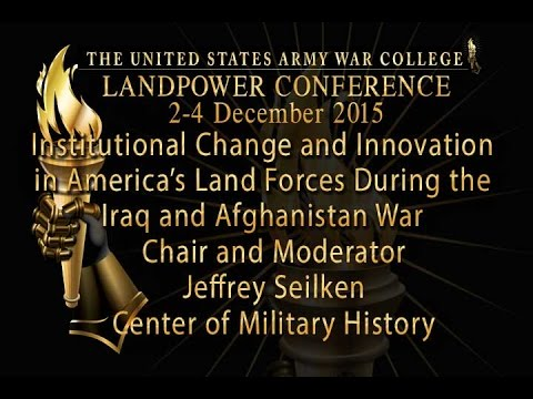 Landpower Conference 2 - 4 Dec, Carlisle Barracks