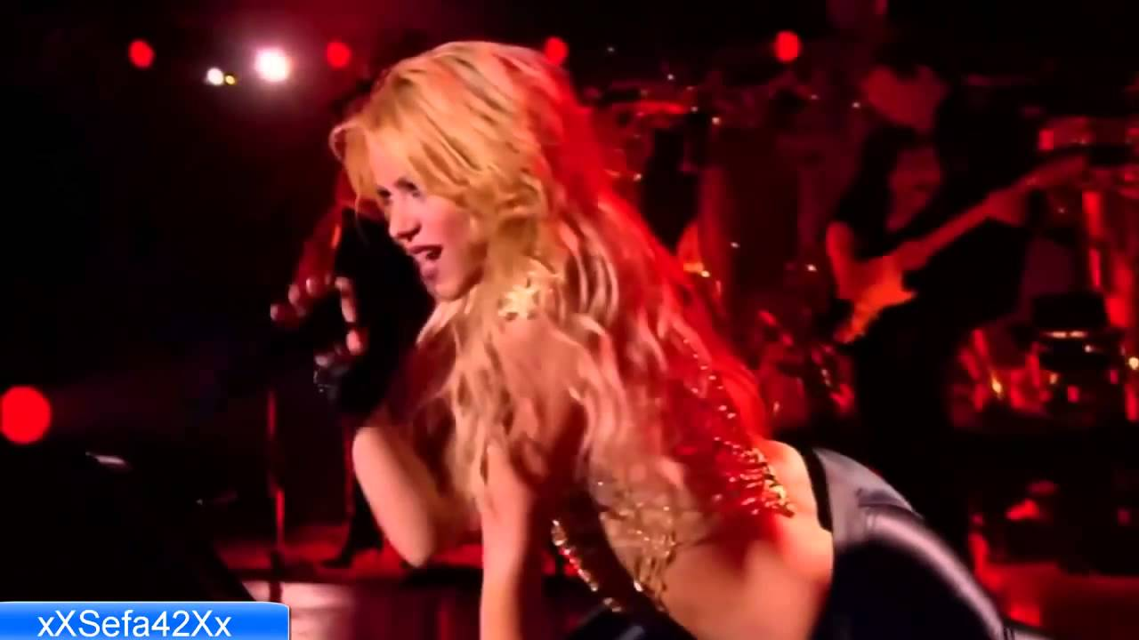 Shakira sexy shake live from paris hd youtube Hd video hd video hd video hd video