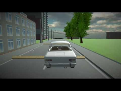 Russian Simulator Car Driver [Android game]